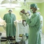 Geburt im Kreißsaal